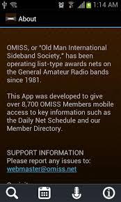 Omis amateur radio network