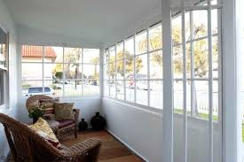 Benefits of Having Enclosed Front Porch : Simple And Neat Enclosed Front  Porch Design And Decorating