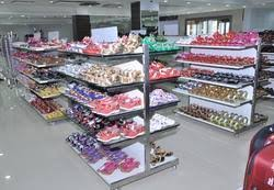 Footwear Display Stands Display Counters Bag Display Racks Manufacturer from Bengaluru 7