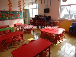 whole folding children plastic table and chair for preschool furniture kids study table and chair