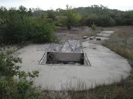 Nuclear Missile Silo For Sale Russian Military Outposts Odessa Ukraine Old Sam Missile Site