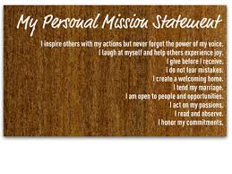 What s Your Mission Statement   Free Template