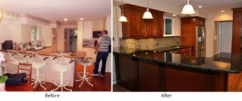 Kitchen Renovation  Remodeling Experts Victoria BC - Kitchen renovation before and after
