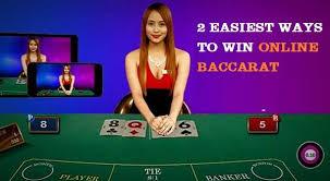 2 cara termudah untuk memenangkan Baccarat online - TOP10BETTING