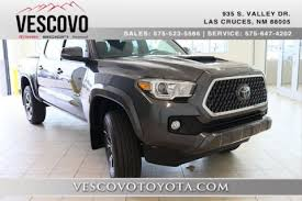 Toyota Tacoma In Las Cruces, Nm   Vescovo Toyota Of Las Cruces