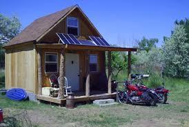 solar powered tiny house. Solar Powered With Cheap Tiny House Design