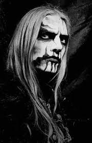 black metal wait no leave the make up on