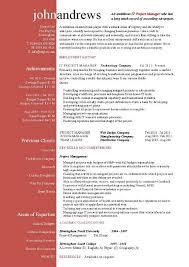 Construction Project Manager Resume 7 It 9 Techtrontechnologies Com