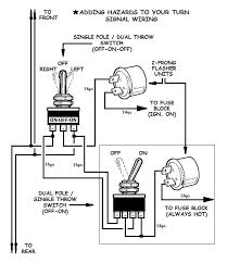turnsignal10 how to add turn signals and wire them up on wiring diagram for turn signal flasher