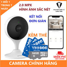 Camera Wifi - Camera Dahua Imou C22EP 2.0 MPX - FULL HD kèm thẻ nhớ chính  hãng 64g chính hãng