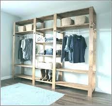 closet racks closet storage ideas