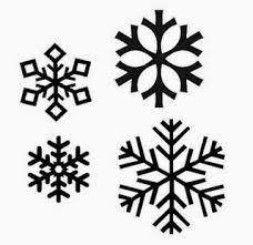 Snowflake Patterns Delectable SNOWFLAKE CRAFTS FOR KIDS AND FREE PRINTABLE CUT OUTS Montessori