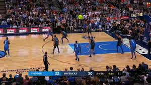 Big dunk from Terrance Ferguson in the ...