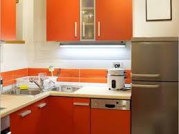 Color Combination For Kitchen Orange White Color Scheme For Kitchen