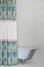 purple and green shower curtains. Green Fabric Shower Curtain Foter Throughout Purple And Prepare 2 Curtains A