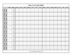 weekly time card employee bi weekly time card time card