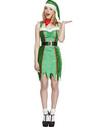 Fever Naughty Elf Womens Costume