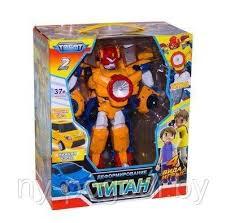 <b>Tobot</b> Titan Робот-трансформер 2 <b>в</b> 1 <b>ТОБОТ</b> Титан арт.505 ...