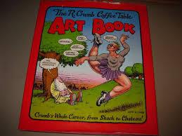 the r crumb coffee table art book by robert crumb