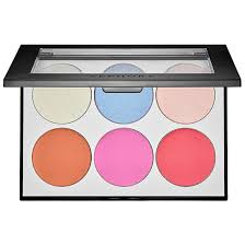 <b>SEPHORA COLLECTION Holographic</b> Face & Cheek <b>Palette</b> ...
