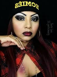 chola hairstyles 7 best chola makeup look images on chola costume eye trends
