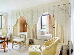 Built-in beds, via Architectural Digest