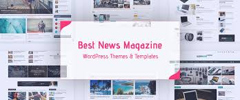 best news template for blogger 10 best responsive wordpress news magazine themes 2019