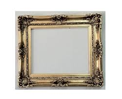 16x20 shabby chic mirror frame decorative french frame home
