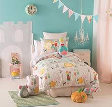 11 best Shop Children's Bedding images on Pinterest | Bed duvets ... & Glass Slipper Toddler Duvet Set 100% Cotton by Hiccups - Adorable Girls Toddler  Bedding ( Adamdwight.com