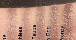 ! **   MakeupByJoyce ** !: Swatches: <b>Urban Decay</b> YDK vs <b>Stray Dog</b> ...