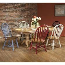found it at wayfair rustic oak extendable dining table