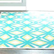 yellow kitchen rug grey rugs turquoise blue and beautiful throw amazin