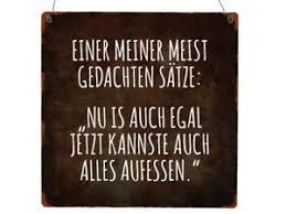 Xl Holzschild Einer Meiner Meist Gedachten Sätze Essen Spruch Lustig