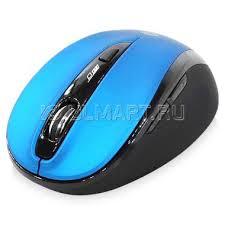 <b>Мышь Smartbuy 612AG</b> Black-blue <b>USB</b>, 563495: характеристики ...