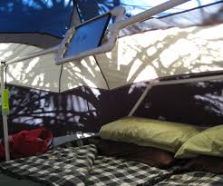 pvc ipad holder and mount for tent camping