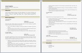 Sample Resume For Web Designer Magnificent Website Design Template 48 Resume Design Templates Lovely Sample
