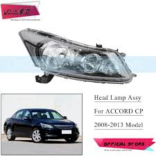2013 Honda Accord Parking Light Us 74 54 20 Off Zuk Hid Halogen Headlight Headlamp Head Light Lamp For Honda Accord Cp1 Cp2 Cp3 2008 2009 2010 2011 2012 2013 Left Right In Car
