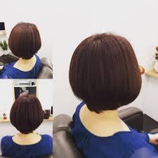松本 克明さんのヘアスタイル レディースボブスタイルヘア