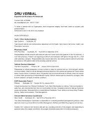 DRU VERBAL Experienced Business Professional Fountain Hills, AZ 85268  dru.verbal@gmail.