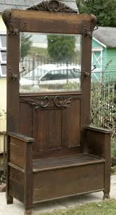 Coat Rack Bench With Mirror Antique Coat Rack W Mirror And Need To Buy For Katherine Mary 69
