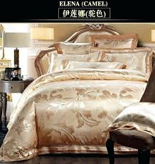elvis bedding set find more bedding sets information about silk bedding sets camel silk bed set