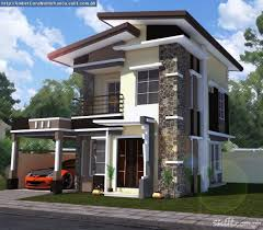 Small Picture Modern Zen House Design Philippines Minimalist Exteriors