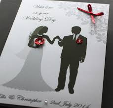 large a5 handmade personalised bride & groom congratulations Personalised Handmade Wedding Cards Personalised Handmade Wedding Cards #36 personalised handmade wedding cards