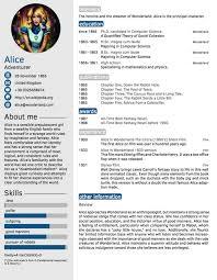 Twenty Seconds ResumeCV LaTeX Template LATEX In 40 Pinterest Cool Resume Latex