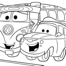 Vw Beetle Coloring Pages Fun Time