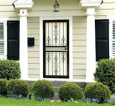front screen door sliding glass screen door replacement