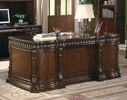 grand style home office. A Typical Executive Desk In Wood Grand Style Home Office