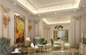 wall art ideas design luxurious french classic interior with recessed led lighting sconce artistic furniture expensive