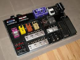 Designing A Pedal Board