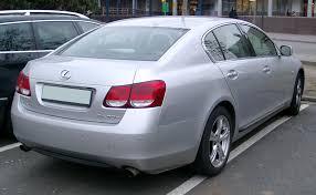File:Lexus GS300 rear 20080130.jpg - Wikimedia Commons